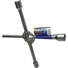 Ключ баллонный крестовый усиленный Сталь 48400 16, 17, 19, 22 мм, 14х355 мм (1/2)