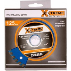 Диск алмазный по бетону X-Treme Turbo 150x7x22.225мм