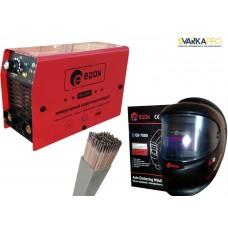 Комплект: Сварочный инвертор Edon TB-250C + Маска Edon 7000 + 1 кг сварочных электродов (KIT 2)