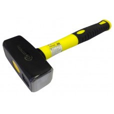 Кувалда 2 кг Сталь 44017 (ручка из стекловолокна)