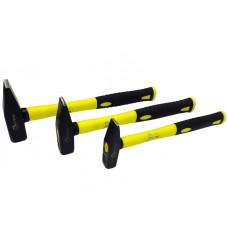 Молоток слесарный 1000 г Сталь 44016 (ручка из стекловолокна)