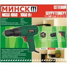 Шуруповерт сетевой Минск 1050