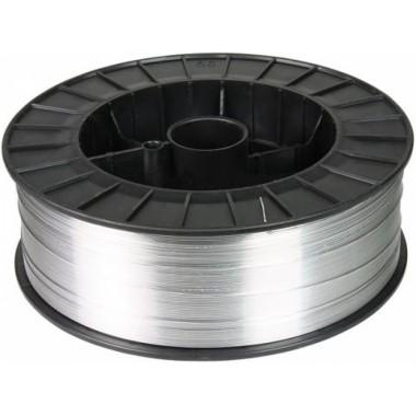 Проволока сварочная алюминиевая ER4043 диаметр 0,8 катушка 0,5кг
