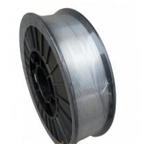 Проволока сварочная алюминиевая ER4043 диаметр 0,8 катушка 2 кг