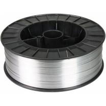 Проволока сварочная алюминиевая ER5356 диаметр 0,8 катушка 0,5кг