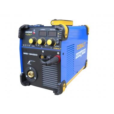 Сварочный инверторный полуавтомат Искра Профи COBALT MIG 340DC