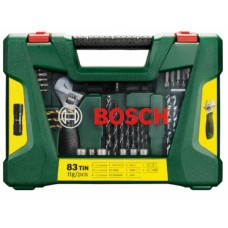 Набор сверл TiN и бит Bosch V-Line 83