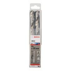 Набор 4 сверла по металлу Bosch HSS-G 16 мм DIN 338 STANDARD 2608585595